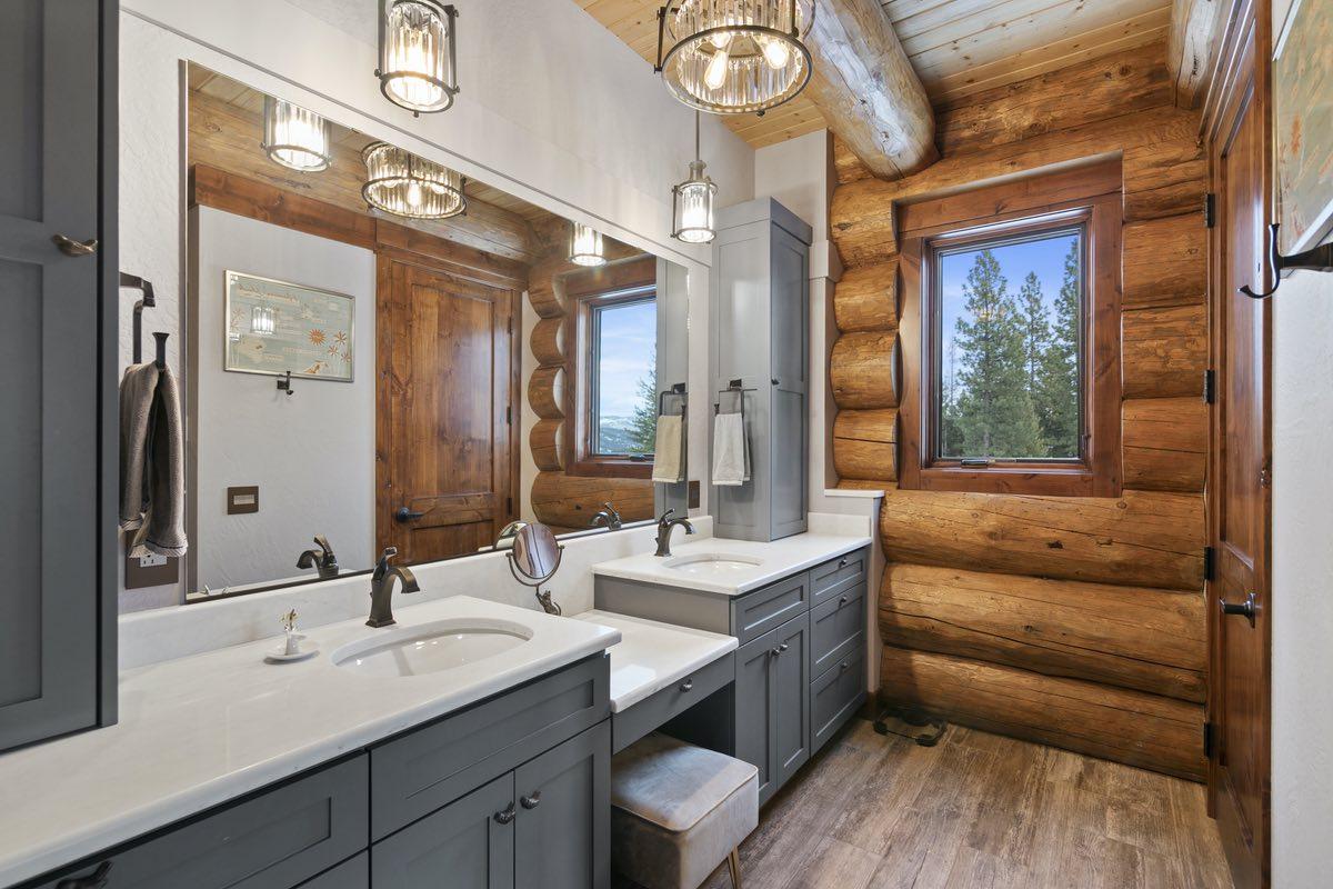 Lavish traditional interior design | Pierce Flooring