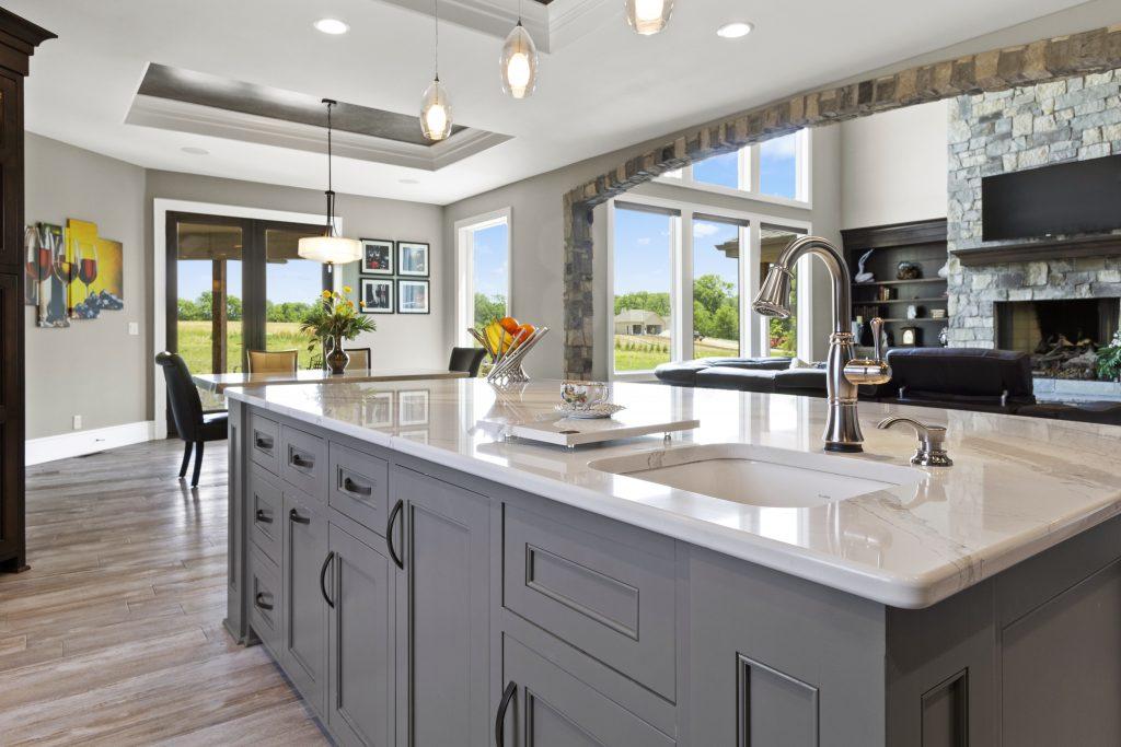 Kitchen interior design | Pierce Flooring