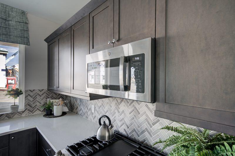Kitchen cabinets   Pierce Flooring