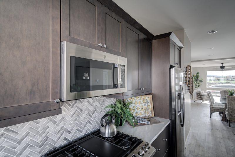 Kitchen cabinets | Pierce Flooring