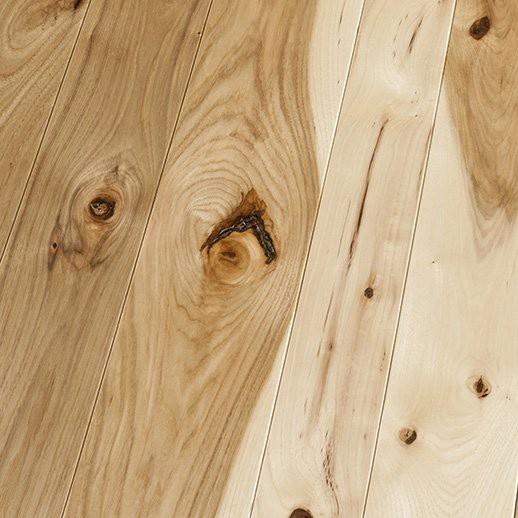 White Water Natural Hickory flooring | Pierce Flooring