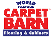 Carpet barn flooring and cabinets | Pierce Flooring