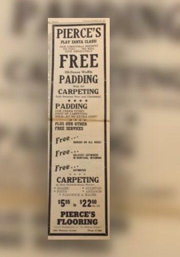 Old paper | Pierce Flooring